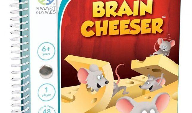 Smartgames - Miši v sirovih luknjicah