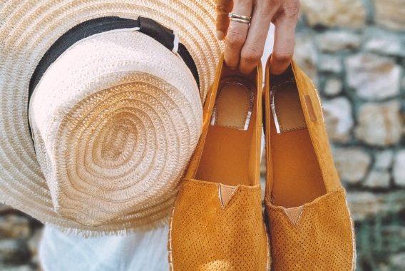 Espadrile so zelo priljubljena ženska obutev